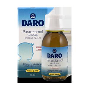 DARO Vloeibare Paracetamol