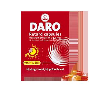 DARO Retard Capsules